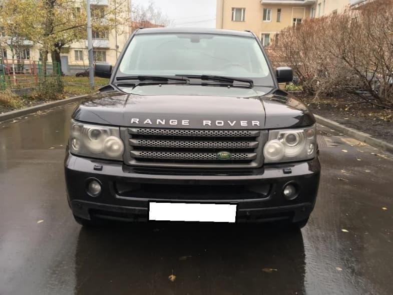 Деньги под залог Range Rover