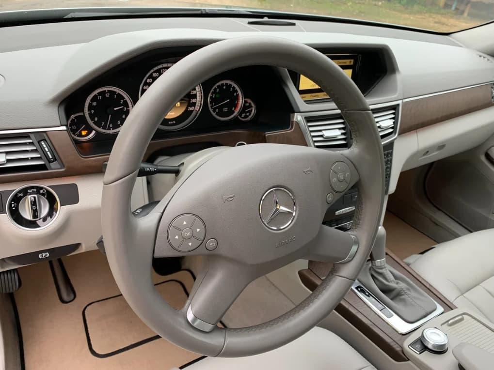 Займ под залог Mercedes
